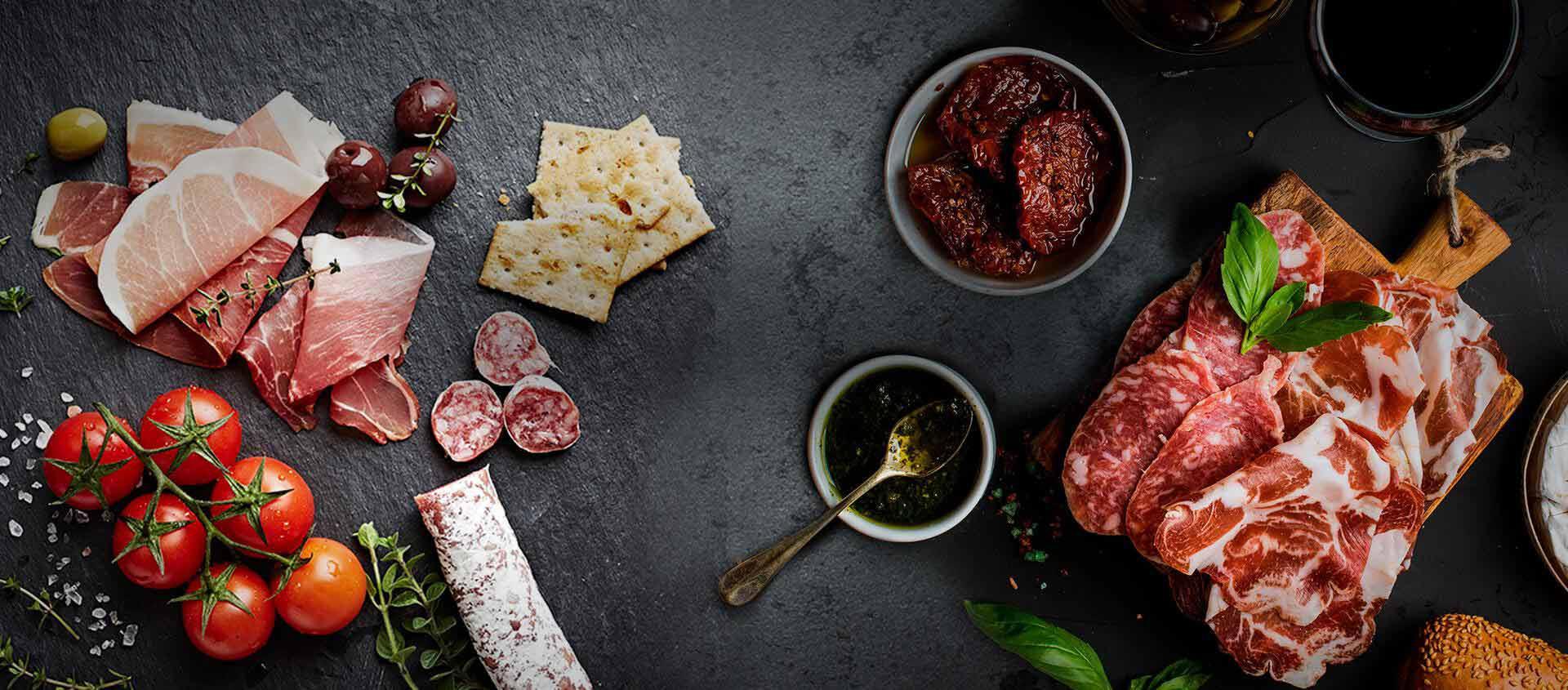 Maison Loste : artisan charcutier fabricant de saucisson et jambon sec
